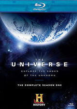 The Universe (Blu Ray) Mega Collection Complete Seasons 1-5 + 3D 7 Wonders