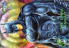 BATMAN FOREVER CARTE METAL HOLO RELIEF N°  35 BATMAN