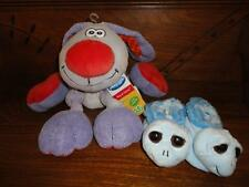 Russ Peepers Turtle Baby Slippers & Elfe Playgro Bunny Baby Toy New