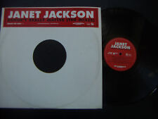 """Janet Jackson/Doesn't really matter The Mixes Promo/12"""""""