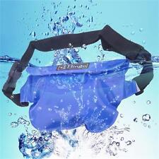 Bingo Waterproof Small Waist Blue Dry Bag for Camera Phone Protector wp03-01