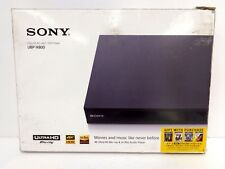 Sony UBP-X800 4K UHD Wi-Fi Blu-ray Disc Smart Player Bluetooth HDMI UBPX800