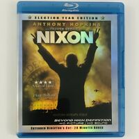Nixon - Oliver Stone - Extended DIrectors Cut Election Year Edition Blu-ray