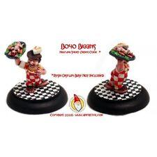 BREW003 Boyo Biggins Halfling Short Order Cook 28mm Ginfritter Blood Bowl
