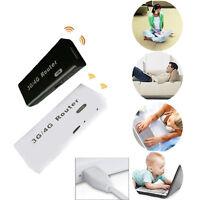 Portable 150Mbps 3G/4G WiFi Wlan Hotspot AP Client RJ45 USB Wireless Router