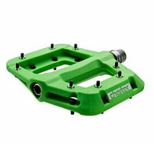Race Face Chester Mountain Bike Flat Pedal Green