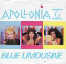 APOLLONIA 6  Blue Limousine / Some Kind Of Lover  45 with PicSleeve  PRINCE