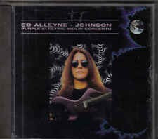 Ed Alleyne Johnson-Purple Electric Violin Concerto cd album