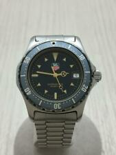 TAG Heuer Professional Men's Watch Wrist:15.5 cm (6.1in) Face:Navy Date Rank:B