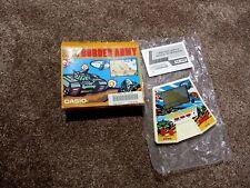 Casio Game Watch Border Army CG-390