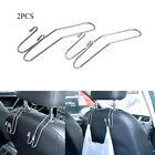 Seat Truck Hook Purse Bag Hanging Hanger Auto Bag Organizer Holder 1X  Metal Car