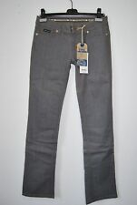DOLCE&GABBANA Hose Jeans D&G NEU Gr. 34 W27 Grau Stretch 198,- D-1323