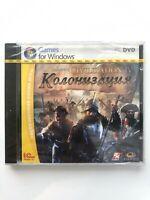 Sid Meier's Civilization IV: Colonization PC Russian Cover Jewel Case New Sealed