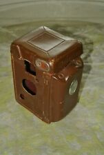 Rolleiflex  2.8 E Original Leather Fitted Case Very nice Vintage Condition