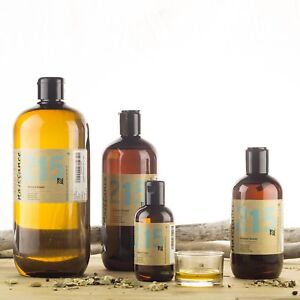 Naissance Sweet Almond Oil Ideal for Massage, Skincare & Haircare 100ml - 5L