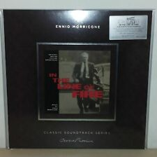 MORRICONE - IN THE LINE OF FIRE - OST - TRANSPARENT - NUMBERED - MOV - MUSIC ON