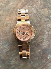 Michael Kors Dylan Women's MK5499 Chronograph Dial Steel Quartz Watch