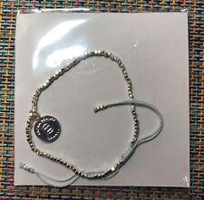 CHANEL VIP GIFT Hydra beauty silver toned bracelet