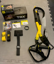 TRX PRO SUSPENSION TRAINING SYSTEM With 9 Elite Workout Videos