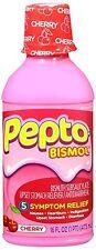 Pepto-Bismol Pepto Bismol Liquid Cherry 16 oz