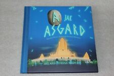 A jak Asgard -  Abecadło mitologii nordyckiej POLISH BOOK - POLSKA KSIĄŻKA