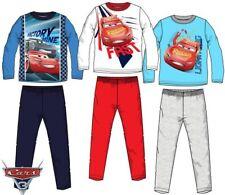 Disney McQueen Cars Pyjama Schlafanzug  für Jungen Gr. 98 104 116 128