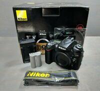 Nikon D D90 12.3MP Digital SLR Camera - Black (Body Only) - 6K Clicks!