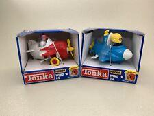 UNRELEASED PROTOTYPE TONKA Wind N Go Preschool Airplane & Sub