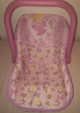 """Hauck Toys Baby Doll Carrier Seat Fits dolls up to 14"""""""