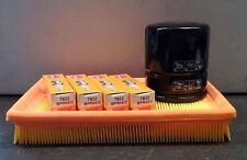 Fiat Cinquecento / Seicento 899 900  - Kit tagliando 2 filtri 4 candele