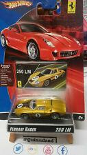 Hot Wheels Ferrari Racer 250 LM (CG12)