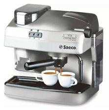 MACCHINA CAFFÈ ESPRESSO SAECO VIA VENETO COMBI DE LUXE RI9347/01. Made in EU