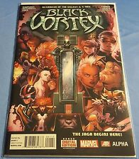 Black Vortex Alpha #1 Guardians of the Galaxy & X-Men NM Marvel Uncertified