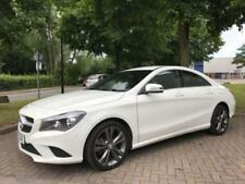 Mercedes-Benz CLA Coupe Cars
