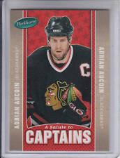 05/06 Parkhurst Adrian Aucoin A Salute To Captains card #507