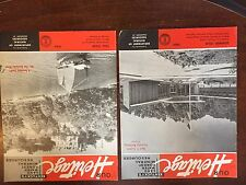 1964 Our Heritage 1st, 2nd issues Magazine Kentucky Dept of Natural Resources ky