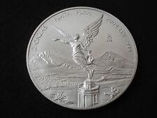 Mexico, 2 onzas, two ounces, 2004, silver, Libertad