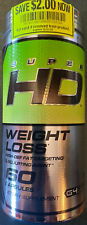 Cellucor Super HD Weight Loss - 60 Capsules - (sealed) Exp. 7/20