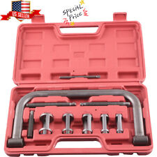 Valve Spring Compressor C-Clamp Service Kit Automotive Tool Motorcycle ATV Hot