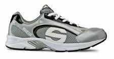 SPARCO Scarpe Sneakers THUNDERHILL Grigio Chiaro e Bianco e InsertI in Rete 44