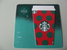 CARTE CADEAU-GIFT CARD-STARBUCKS-USA-6171-2019-CHRISTMAS-XMAS-NOEL-NOUVEAUTE