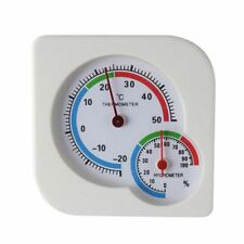 Room Humidity Temperature Meter Thermometer Hygrometer Wet Thermometers