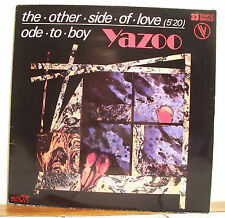 MAXI 33T YAZOO Disque Vinyl THE OTHER SIDE OF LOVE - MUTE 310960 Frais Reduit