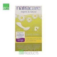 Natracare Organic Pantyliners Tanga 30 pcs