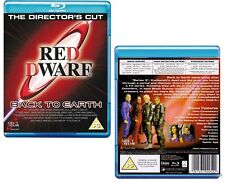 RED DWARF (2009): BACK TO EARTH (TV Series 9) Director's Cut - NEW RgFee BLU-RAY