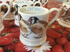 Emma Bridgewater Old Design Goldfinch 0.5pt Mug New Rerun