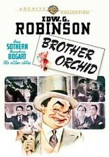 BROTHER ORCHID (Edward G Robinson)  (DVD) UK compatible sealed