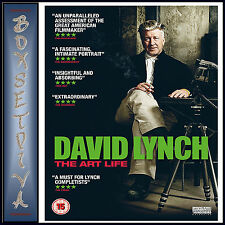 DAVID LYNCH - THE ART LIFE - DOCUMENTARY *BRAND NEW DVD***