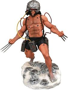 Marvel Gallery Comic Weapon-X PVC Statue by Diamond Select