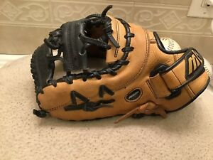 "Mizuno GXF-90 12.5"" Youth Baseball Softball First Base Mitt Left Hand Throw"